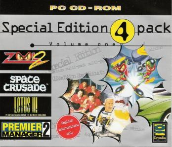 Special Edition 4 Pack: Volume One