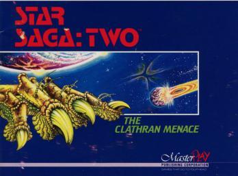 Star Saga: Two - The Clathran Menace