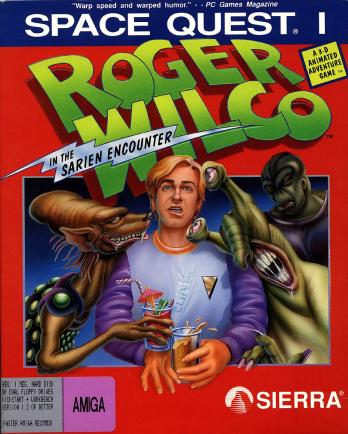 Space Quest I: Roger Wilco in the Sarien Encounter