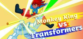 Monkey King vs Transformers game