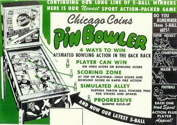 Pin-Bowler