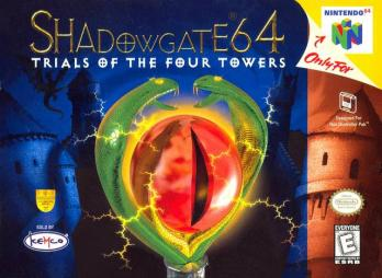 Shadowgate 64: The Trials of the Four Towers