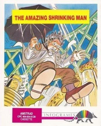 The Amazing Shrinking Man