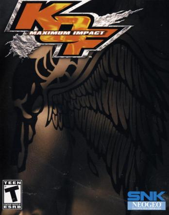 The King of Fighters: Maximum Impact game