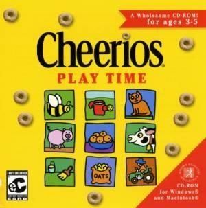 Cheerios Play Time