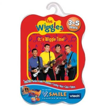It's Wiggle Time