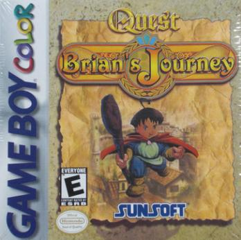 Quest RPG: Brian's Journey