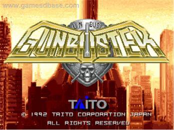 Gun Buster