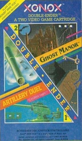 Xonox Double Ender: Artillery Duel/Ghost Manor