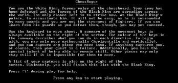 ChessRogue