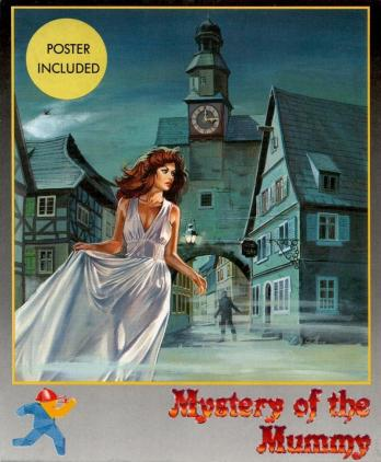 Mystery of the Mummy