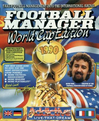 Football Manager: World Cup Edition 1990
