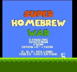 Super Homebrew War