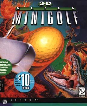 3D Ultra Mini Golf