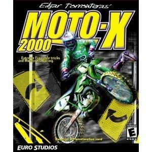 Edgar Torronteras' Moto-X 2000