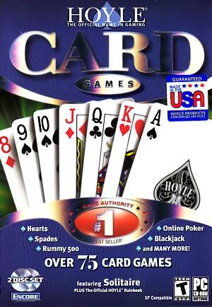 Hoyle Card Games 2007