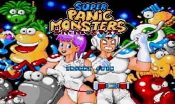Super Panic Monsters