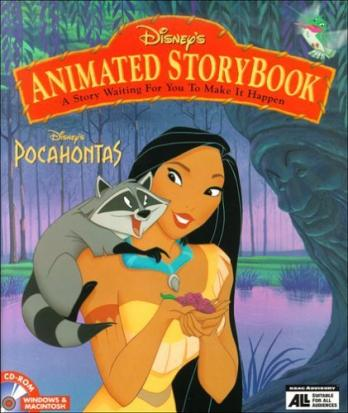 Disney's Animated Storybook: Pocahontas