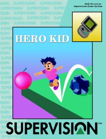 Hero Kid