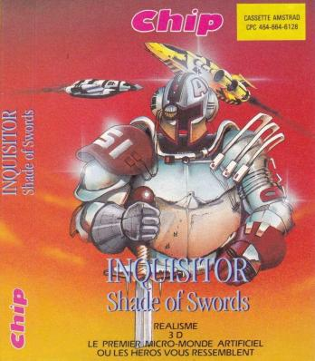 Inquisitor: Shade of Swords