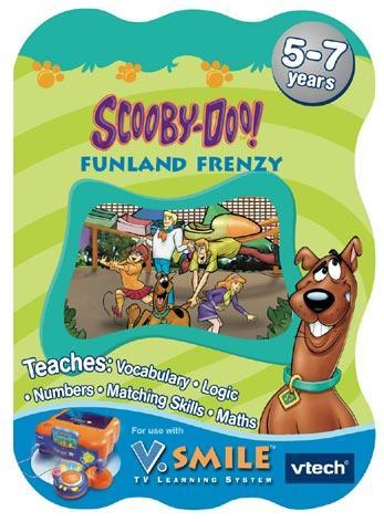 Scooby-Doo: Funland Frenzy