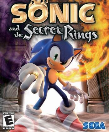 Sonic and the Secret Rings