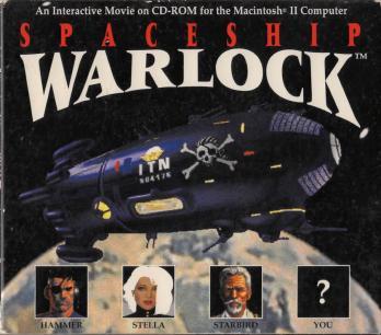 Spaceship Warlock