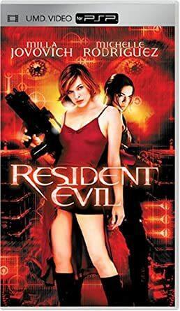 UMD Video Movie: Resident Evil