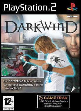 Gametrak : Dark Wind