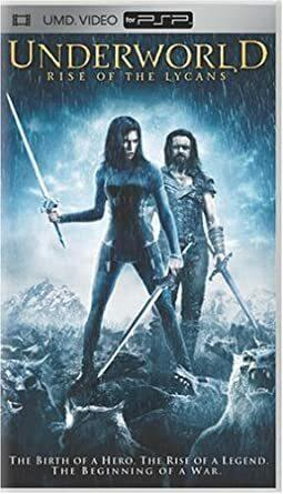 UMD Video Movie: Underworld: Rise of the Lycans