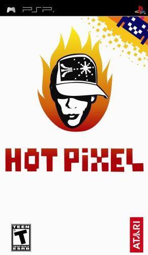 Hot Pixel game