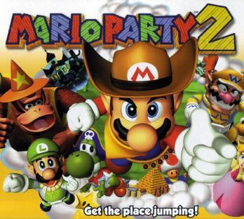 Mario Party 2
