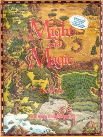 Might and Magic: Book I