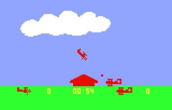 Panzer Attack/Red Baron