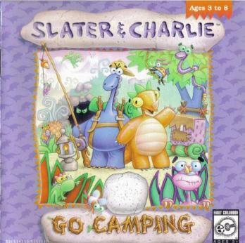 Slater & Charlie Go Camping