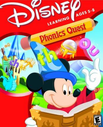 Disney Phonics Quest
