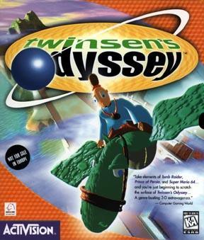 Twinsen's Odyssey