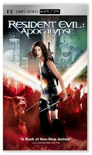 UMD Video Movie: Resident Evil: Apocalypse