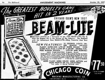 Beam-Lite of '37