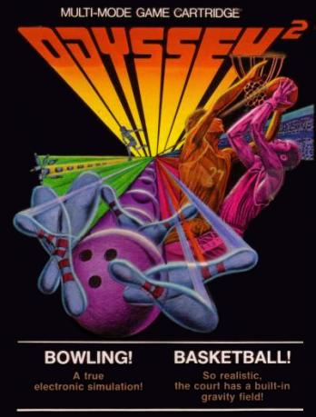 Bowling! / Basketball!