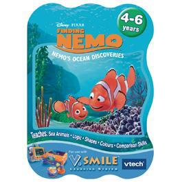 Finding Nemo: Nemo's Ocean Discoveries