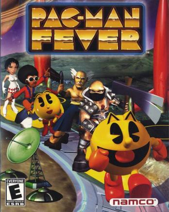 Pac-Man Fever game