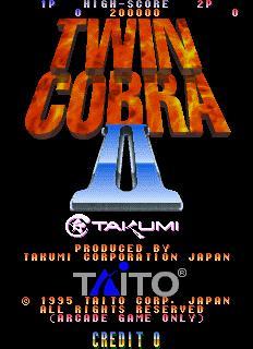 Twin Cobra II