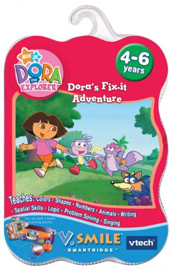 Dora the Explorer: Dora's Fix-it Adventure