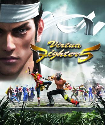 Virtua Fighter 5 game