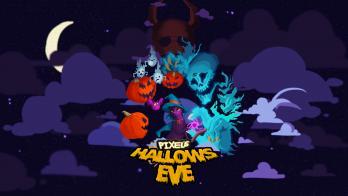 Pixel's Hallows Eve