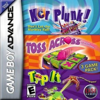 Kerplunk! / Toss Across / Tip It