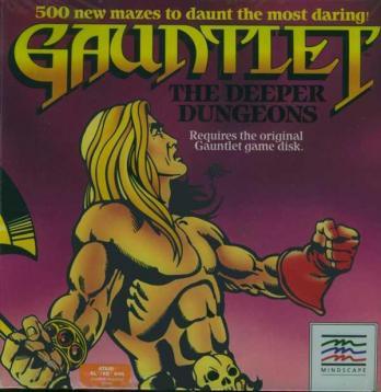 Gauntlet: The Deeper Dungeons