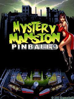 Mystery Mansion Pinball