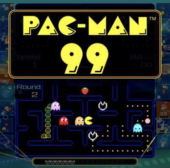 Pac-Man 99 game